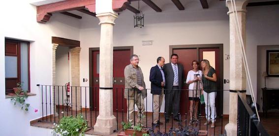 Apertura de un nuevo hotel con la ayuda de la Iniciativa de Turismo Sostenible